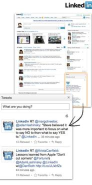 Social Media Trainer J.R. Atkins shares changes to LinkedIn and Twitter