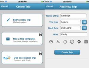 Mobile App Consultant J.R. Atkins reviews TripList App