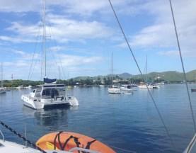 Basic sailing with Captain J.R. Atkins