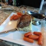 J.R. Atkins reviews dinner at Hotel Indigo