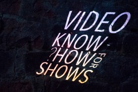 Video Know-How for Shows: Brick