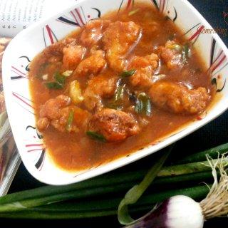Mangolian Chicken