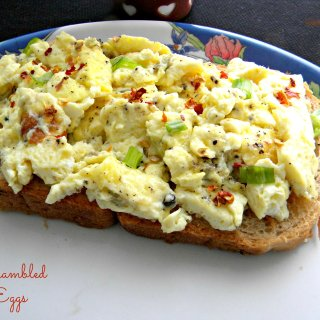 Basic Scrambled Eggs