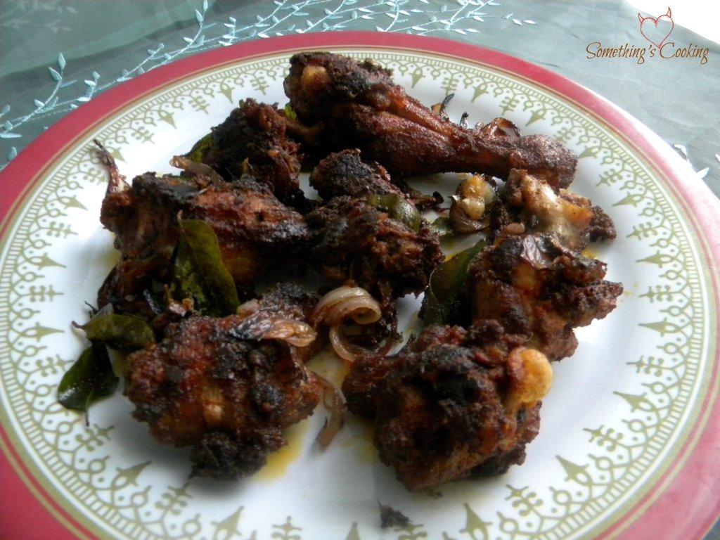 Thattukada Chicken Fry3