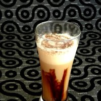 Cold Coffee without Ice Cream