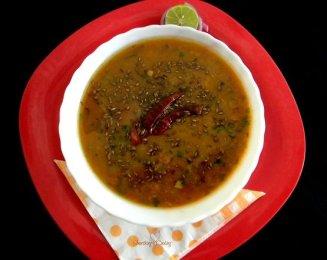 Dal Tadka - Recipe