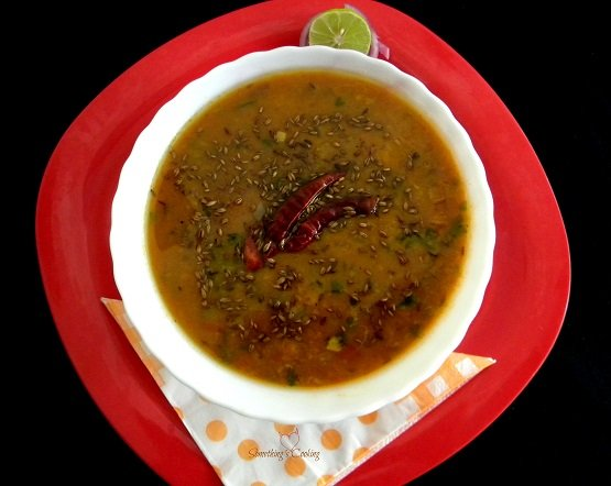 Dal Tadka - Recipe