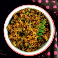 Mixed Vegetable Thoran