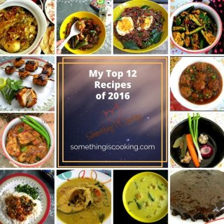 My Top 12 Recipes of 2016