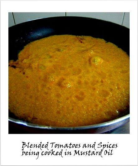 Bengali Fish Curry - Step bu step instructions 1