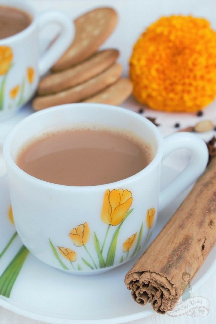 Indian Masala Chai Spice Mix - How to make authentic masala chai