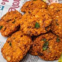 Parippu Vada | Kerala Lentil Fritters