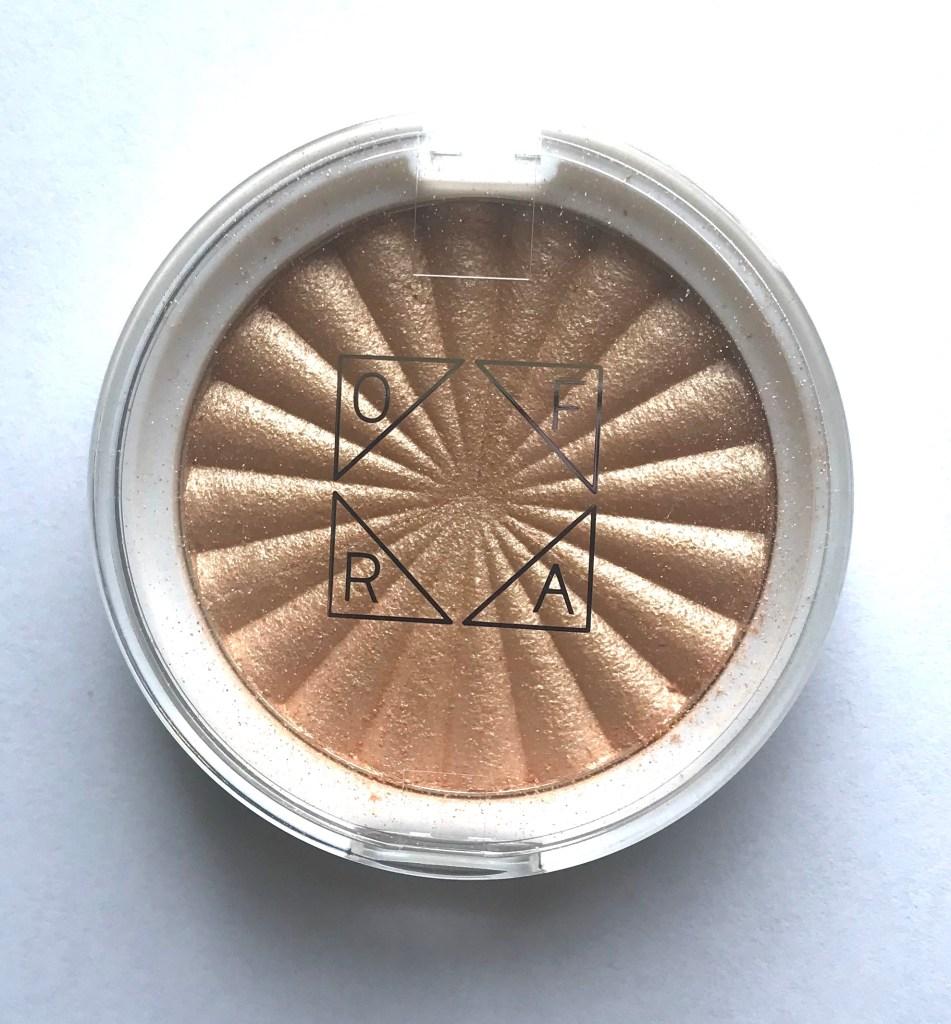 makeup highlighter compact