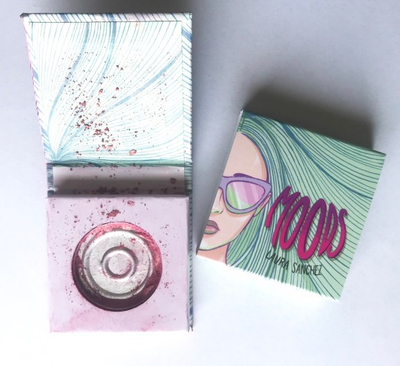 mood eyeshadow that is almost gone