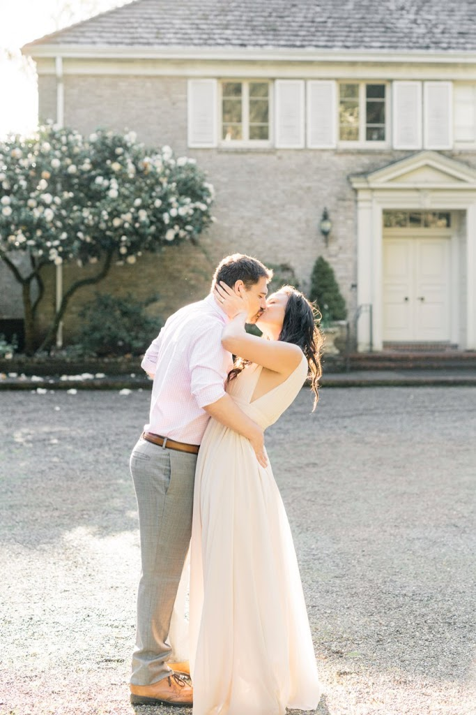 Tips for Engagement Session Photos You'll Love by Seattle Area Wedding Photographer Something Minted- Lakewold Garden Wedding