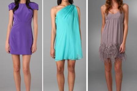 Bridesmaid dress » semi formal dress code wedding | Bow bridesmaid dress