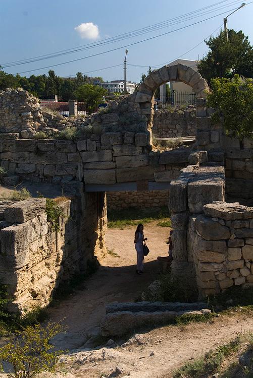 Городский ворота