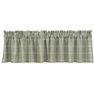 French Country New Curtain Ruffled MIRAGE Kitchen Window VALANCE New 180x35cm