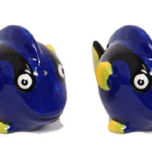 Collectable Novelty Salt & Pepper Set FINDING DORY FISH Kitchen FREEPOST NEW