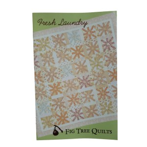 Quilting Sewing Patchwork Fig Tree & Co Fresh Laundry Quilting Pattern New