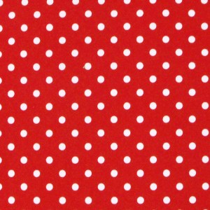 Quilting Patchwork Cotton Sewing Country Fabric RED SPOTS 50 x 55cm FQ NEW www.somethingscountry.com.au