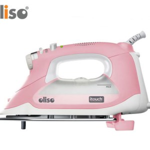 Oliso Smart Iron PINK Pro1 Great for Quilting1 Sewing and other projects New TG1100 Ironing