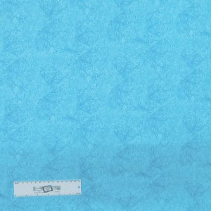 Patchwork Quilting Sewing Fabric MARBLE BLENDER TURQUOISE 50x110cm 1/2m New