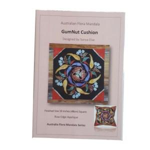 Quilting Sewing Australian Flora Mandala Cushion Pattern GUMNUT New
