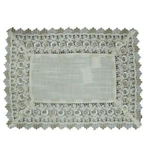 French Country Doiley SEVILLE Doily Lace Table or Duchess 33 x 45cm New