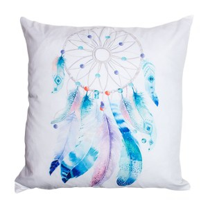 French Country Cushion BOHO DREAMCATCHER Filled 45x45cm inc Insert New