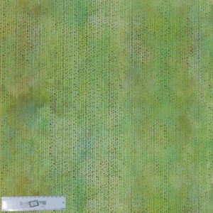 Quilting Patchwork Sewing Fabric GARDEN OF DREAMS PEARLS LIME 50x55cm FQ New
