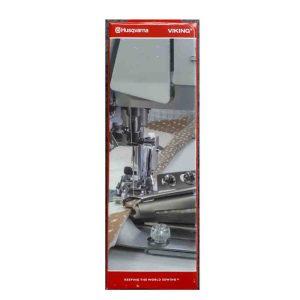 Husqvarna Viking QUILT BINDER ATTACHMENT for Sewing Machine Patchwork