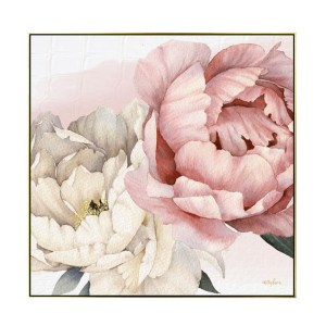 French Country Framed Canvas Print Mothers Day FLORAL