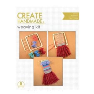 Create Handmade WEAVING KIT Wall Hanging 14x17.5cm
