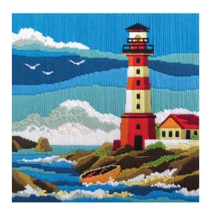Country Threads Long Stitch Kit LIGHTHOUSE FLS-5026 Inc Threads