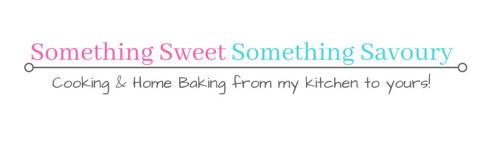 Something Sweet Something Savoury