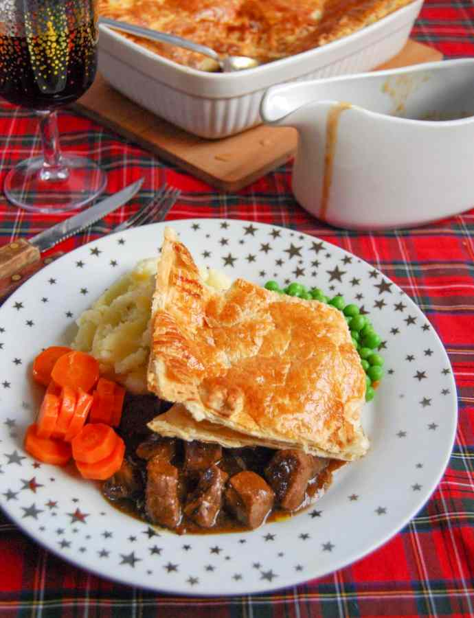 Scottish Steak Pie