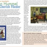 RMCAD Spotlight: Ben Hummel & Cherish Flieder