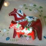 Dala Horse RMCAD Faculty Exhibition