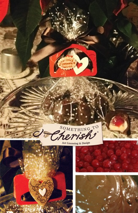 Cherished Chocolate Cherries 2010