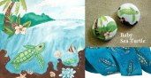 Cherish's Baby Sea Turtle - Art Licensing