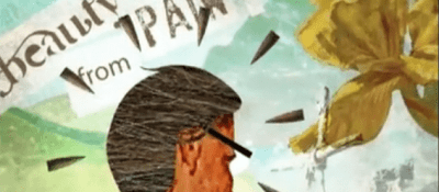 Benjamin Hummel - Child Liver Transplant Survivor and Children's Book Illustrator - Digital Self Portrait