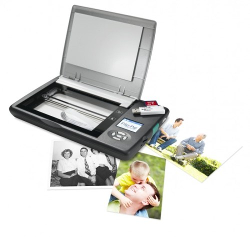 Flip-Pal Portable Photo Scanner