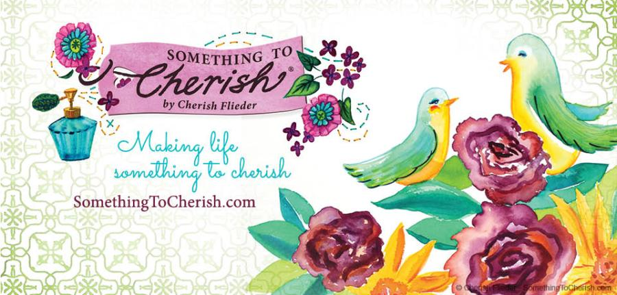 Making life something to cherish with Cherish Flieder