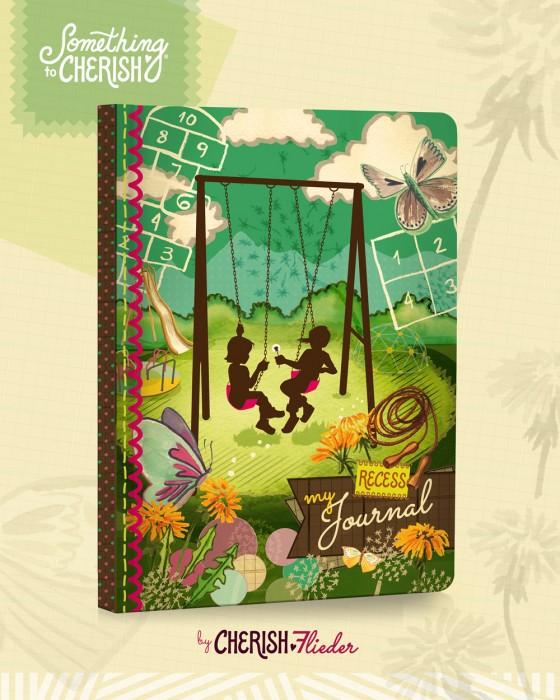 Recess Chitchat Journal by Cherish Flieder - SomethingToCherish.com