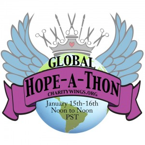 charity wings hope-a-thon