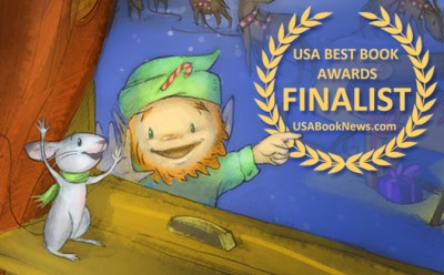 USA Best Book Finalist