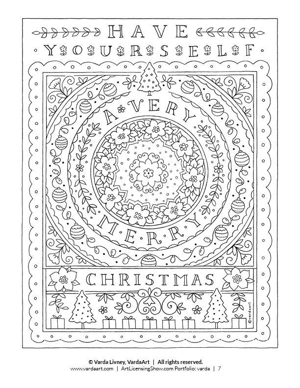 free coloring book sample pages