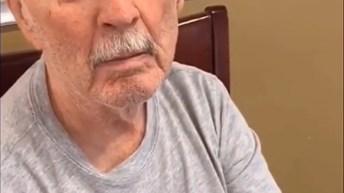 old man asks nurse for blowjob