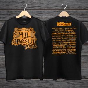 2016 Smile T-shirt
